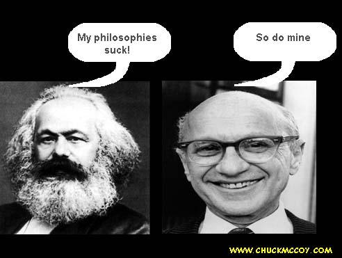 Marx i Friedman